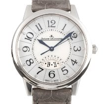 Jaeger-LeCoultre Rendez-Vous Steel 37.5mm Mother of pearl