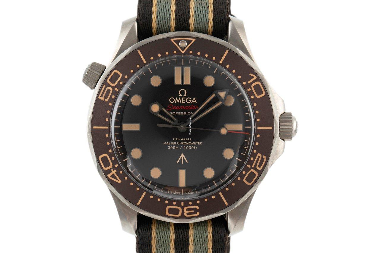 Omega Seamaster Diver 300 M 210.92.42.20.01.001 2020 подержанные