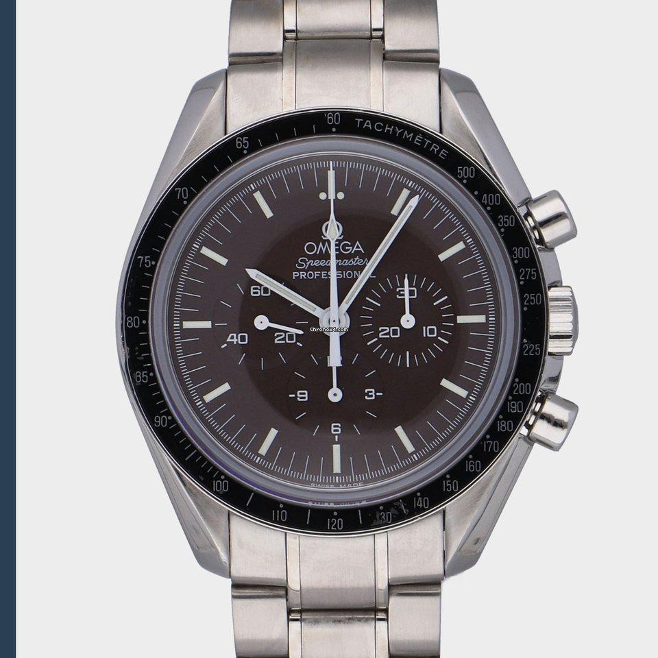 Omega Speedmaster Professional Moonwatch 311.32.42.30.13.001 2008 tweedehands