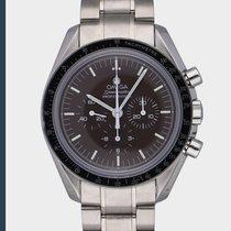 Omega Speedmaster Professional Moonwatch Steel 42mm Brown No numerals