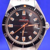 Universal Genève Polerouter Steel 40mm Black Arabic numerals United States of America, California, Torrance