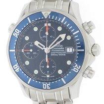 Omega Seamaster Diver 300 M 41mm Azul
