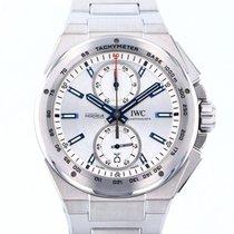 IWC Ingenieur Chronograph Racer nuevo Automático Cronógrafo Reloj con estuche y documentos originales IW378510