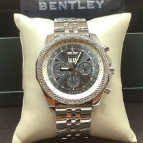 Breitling Bentley 6.75 Steel 49mm Grey United States of America, New Jersey, Fords