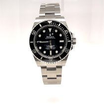 Rolex Submariner (No Date) Steel 41mm Black No numerals United States of America, Florida, Miami