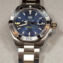TAG Heuer Aquaracer 300M Steel 41mm Blue No numerals United States of America, Minnesota, Minneapolis