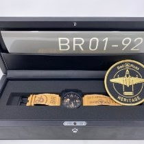 Bell & Ross BR 01-92 Steel 46mm Black Arabic numerals United States of America, Nevada, LAS VEGAS