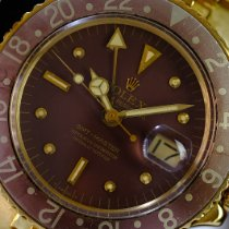 Rolex GMT-Master Yellow gold 40mm Brown No numerals United States of America, California, Sherman Oaks