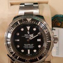 Rolex Sea-Dweller Deepsea Zeljezo Bez brojeva