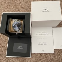 IWC Pilot Chronograph Top Gun new 2021 Automatic Chronograph Watch with original box and original papers IW389104