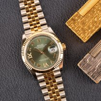 Rolex Datejust 126233 New Gold/Steel 36mm Automatic Australia