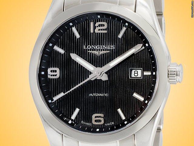 Longines Conquest Classic L2.785.4.56.6 pre-owned