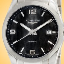 Longines Steel 40mm Automatic L2.785.4.56.6 pre-owned United States of America, Illinois, Northfield