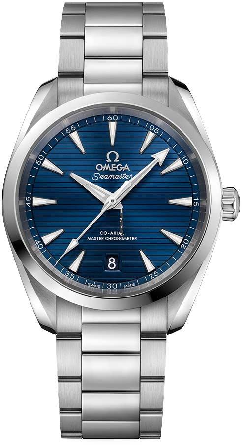 Omega Seamaster Aqua Terra 220.10.38.20.03.001 2021 new