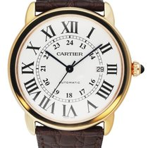 Cartier Ronde Solo de Cartier Rose gold 42mm White United States of America, New York, New York