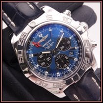 Breitling Chronomat GMT Acero 47mm Azul Sin cifras España, Oviedo, Asturias