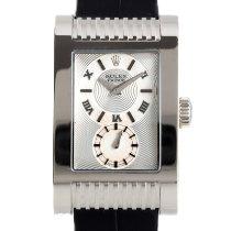 Rolex Cellini Prince White gold 42mm Silver