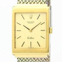 Rolex Cellini Or jaune 23mm Or