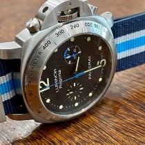 Panerai Special Editions PAM 00308 Very good Steel 44mm Manual winding