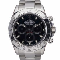 Rolex Daytona Steel 40mm Black No numerals United Kingdom, Radlett