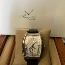 Breguet White gold Automatic 5480BB/12/996 pre-owned
