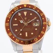 Rolex GMT-Master Gold/Steel 40mm Brown No numerals South Africa, Johannesburg