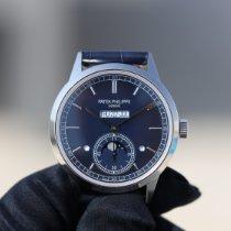 Patek Philippe Grand Complications (submodel) Platinum 41,3mm Blue No numerals UAE, Sharjah