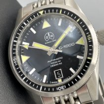 Ollech & Wajs Steel 40mm Automatic pre-owned United States of America, Florida, Pompano Beach