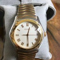 Ebel 1187F41 Золото/Cталь 2010 Classic 37mm подержанные