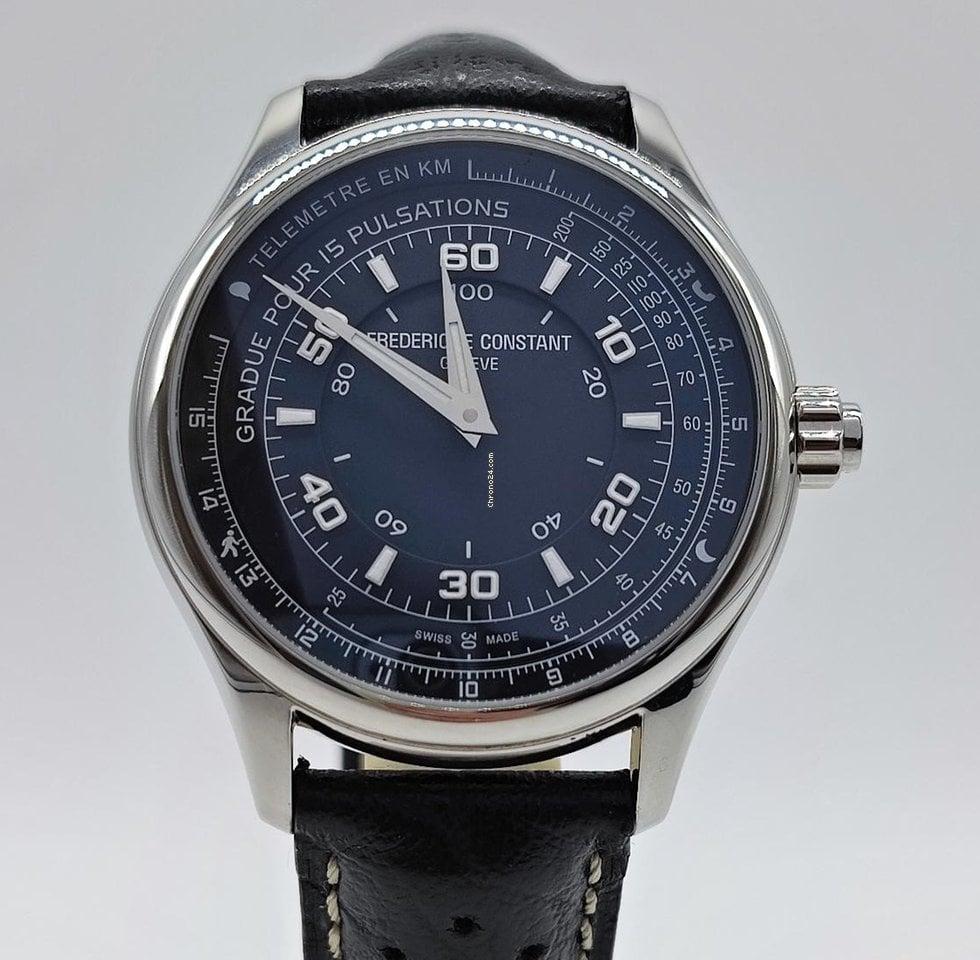 Frederique Constant Horological Smartwatch FC-282ABS5B6 usado