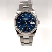 Rolex Lady-Datejust Steel 36mm Blue No numerals United States of America, Florida, MIAMI