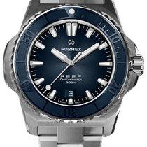 Formex Steel Blue 42mm new