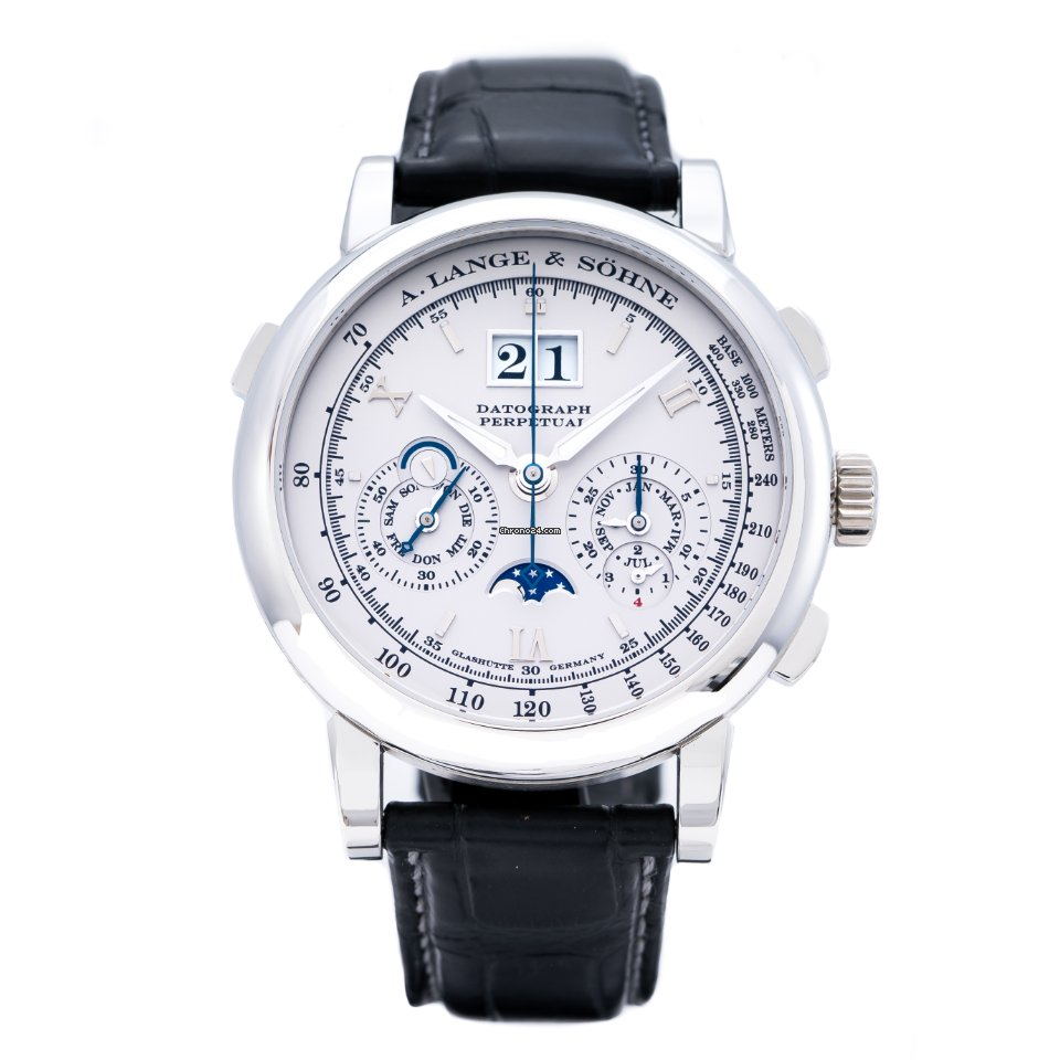 A. Lange & Söhne Datograph 410.025 2009 pre-owned