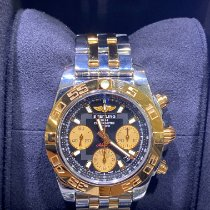 Breitling Chronomat 41 Gold/Steel 41mm Black No numerals United States of America, Florida, ft lauderdale