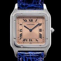 Cartier Santos Dumont Platinum 27mm Roman numerals United States of America, Massachusetts, Boston