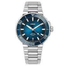 Oris Steel 41.5mm Automatic 01 400 7769 4135-07 8 22 09PEB new Australia