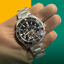 TAG Heuer Steel 43mm Quartz CAY111A.BA0927 pre-owned United States of America, Indiana, INDIANAPOLIS
