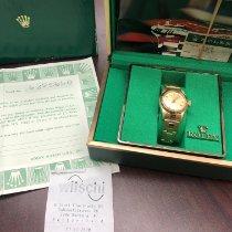Rolex 6719 Ouro amarelo 1970 Oyster Perpetual 26 24mm usado