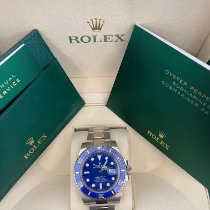Rolex 116619LB White gold 2020 Submariner Date 40mm new United States of America, California, Los Angeles