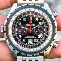 Breitling Chrono-Matic (submodel) Steel 44mm Black United States of America, Texas, Plano