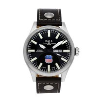 Ball pre-owned Automatic 46mm Black 5 ATM
