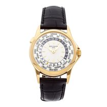 Patek Philippe 5110J-001 Yellow gold World Time 37mm pre-owned United States of America, Pennsylvania, Bala Cynwyd