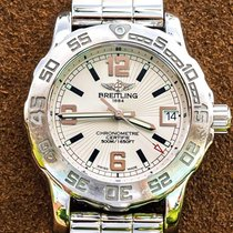 Breitling Steel 33mm Quartz A 77387 pre-owned United States of America, Texas, Plano