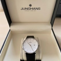 Junghans FORM A Steel 39,3mm Silver