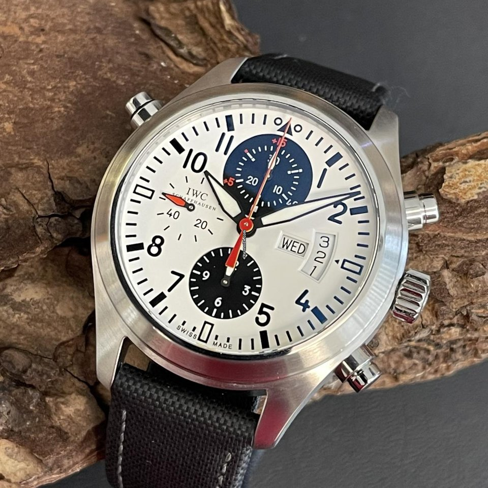IWC IW371803 2008 pre-owned