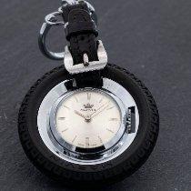 Marvin Сталь 40mm Механические Marvin Tyre pendant watch, key holder key-ring подержанные