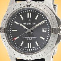 Breitling Chronomat Colt новые Автоподзавод Часы с оригинальной коробкой A17313101F1S1