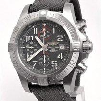 Breitling Avenger Bandit Titanium 45mm Grey