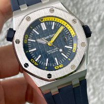 Audemars Piguet Steel 42mm Automatic 15710ST.OO.A027CA.01 pre-owned Malaysia