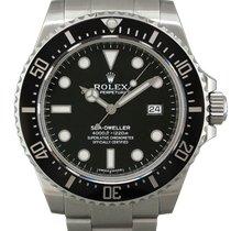 Rolex Sea-Dweller 4000 Acier 40mm Noir France